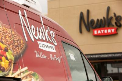 Newk's Eatery in San Marcos has closed.
