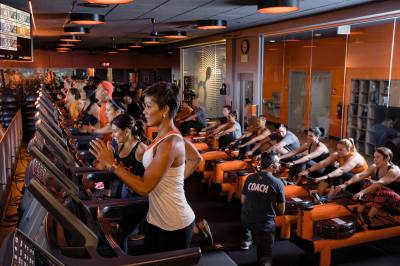 Orangetherory Fitness opened a location on Legacy Drive.