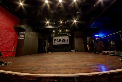 The Parish is a live music venue in downtown Austin.