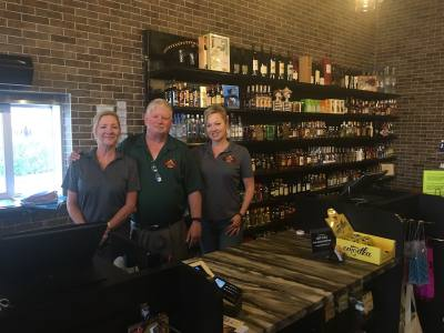 Pearland Fine Wine and Spirits celebrated its grand opening in December.