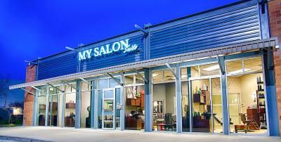 My Salon Suite opened on Dec. 1.