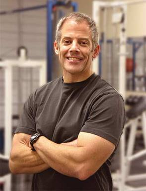Personal trainer Rusty Gregory relocated his fitness training studio to the Southwest Crossing development on Hwy. 290 in mid-November.