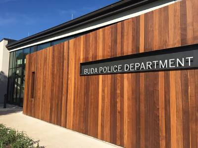 The new public safety building at the corner of Main and East Loop streets replaces the police station at 100 Houston St., Ste. B, Buda. Construction was finished on the building in mid-November.
