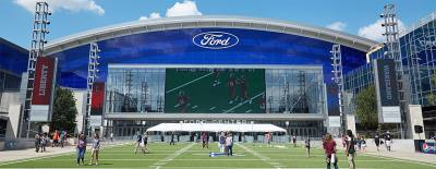 Global Sports and Entertainment Business Academy-Dallas will be hosted at the Ford Center at The Star in Frisco.