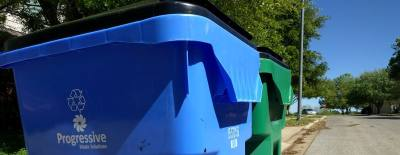 Plano trash and recycling pickup schedules will shift due to the Christmas Day holiday.
