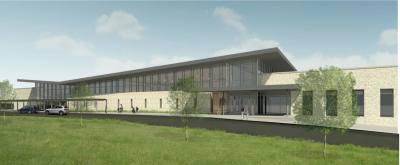 Perkins+Will released new renderings of the San Marcos CISD future elementary school in December.