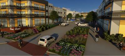 The Point was approved at the Dec. 18 Flower Mound Town Council meeting.
