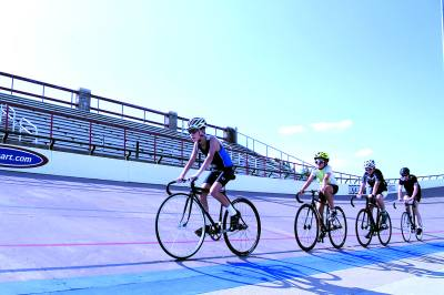 City of Frisco and Collin College will discontinue management agreement with Frisco Superdrome.