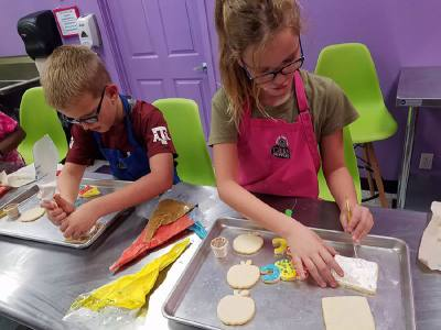 Kids Camp features post-Christmas activities