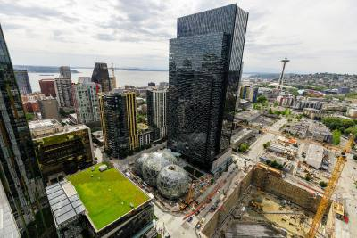 Amazon is searching for a city to build an 8.1 million-square-foot second headquarters while keeping its first in Seattle.