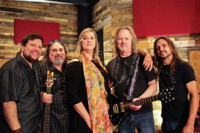 Local band Sawdust Road was founded in 2012.