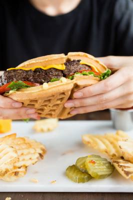 Wild Chix & Waffles opened on Oct. 9.