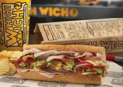 Which Wich will open a new location near Round Rock in January.