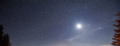 The first meteor shower of the new year will peak the night of Jan. 3 into the early morning hours of Jan. 4. nn