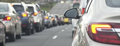 Drivers can expect delays along portions of Hwy. 249 in Tomball this weekend.