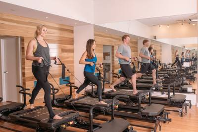 Pure Pilates on South Lamar Boulevard will begin class on Jan. 8.