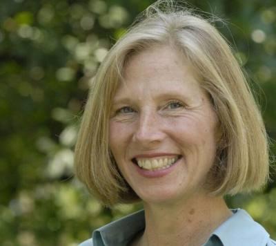 Laura Morrison announced she would run against Austin Mayor Steve Adler in the 2018 election.