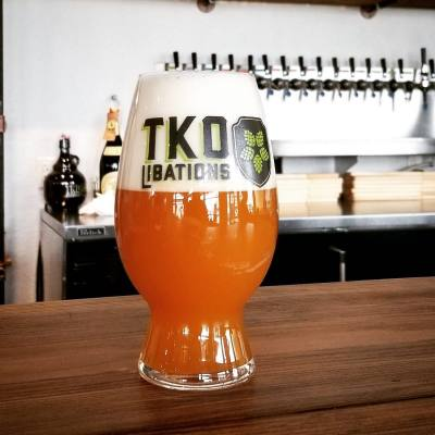 TKO Libations is located in Castle Hills Village Shops.