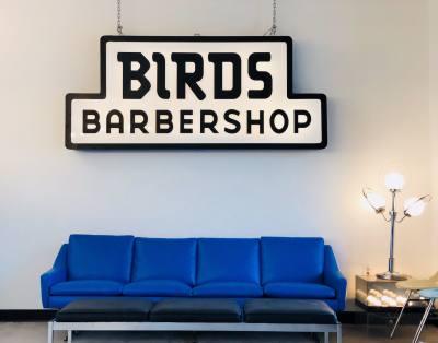 Birds Barbershop opened in West Lake Hills on Jan. 8.