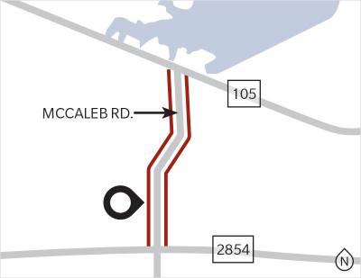 McCaleb Road expansion