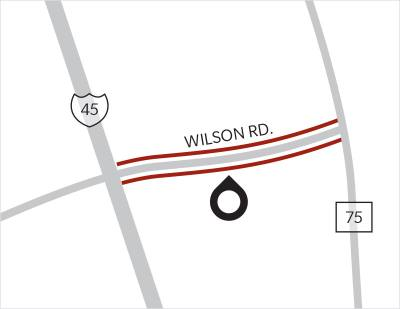 Wilson Road expansion