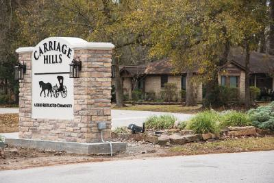 Communities like Carriage Hills have been entered into a three-year annexation plan that goes into effect in 2021.