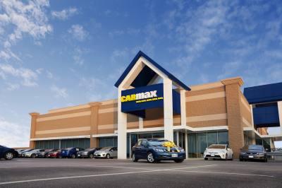 CarMax is now open in McKinney.