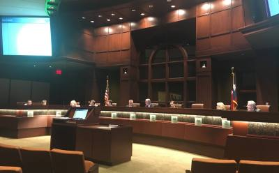 The Colleyville City Council met for the first time in 2018 on Jan. 10.