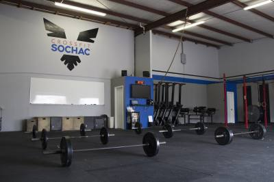The gym formerly known as CrossFit BulletProof is now CrossFit SoChac.