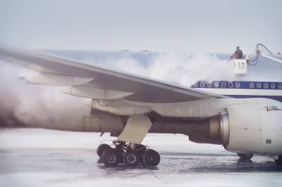 Austin-Bergstrom International Airport is facing cancellations as the Central Texas region prepares for a winter storm Monday night.