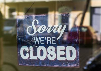Recently closed businesses Over the Rainbow and Banzai Sushi & Grill are among local shops that have cited an increasingly difficult business environment.