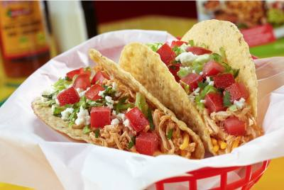 Fuzzy's Taco Shop expects to open another location in Plano in May on Park Boulevard.