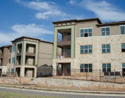 Hillstone at Wolf Ranch, a 332-unit luxury apartment complex at 2300 Wolf Ranch Parkway, Georgetown, opened to residents in 2017.
