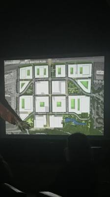 The IBM Broadmoor Campus redevelopment allows space and transportation opportunities that comply with Amazon's request for an HQ2 bid.