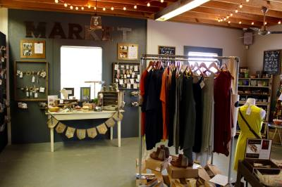 Magnolia offers a spread of locally owned businesses, including Mercy House Global on FM 1488.
