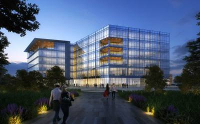 Independent Bank broke ground Jan. 17 on its corporate headquarters at the McKinney Corporate Center in Craig Ranch.