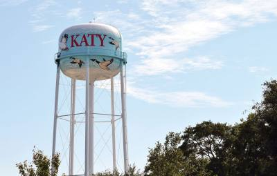 Katyu2019s city water towers got makeovers last year to reflect the areau2019s wildlife heritage.