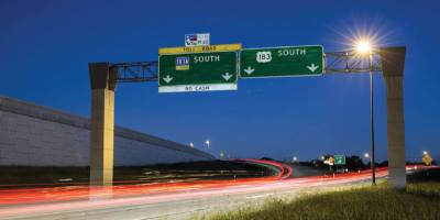 The Central Texas Regional Mobility Authority manages Toll 183A, which runs through Cedar Park and Leander.