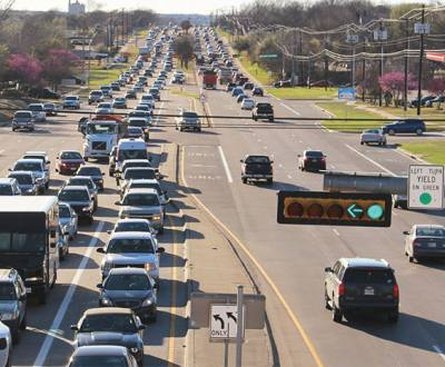 In fall 2018, the Texas Department of Transportation expects to have an implementation plan finalized for US 380.