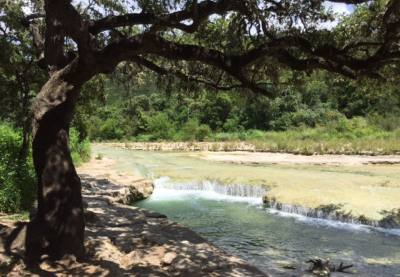 Bull Creek District Park is one of many Northwest Austin parks.