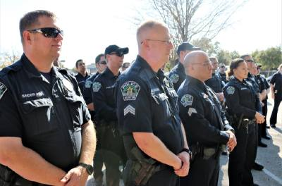 The Austin Police Department is currently operating without a contract.