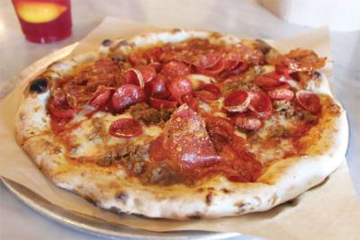 Pieous is one of several pizzeria options located in Southwest Austin.