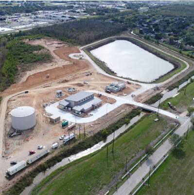 Richmondu2019s new surface water treatment plant was created to help aid with subsidence issues in Fort Bend County.