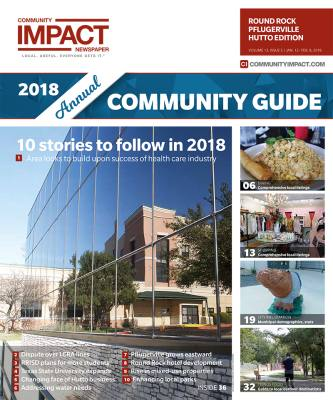 What to expect in our Annual Community Guide