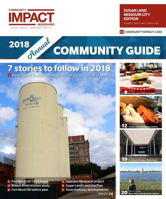 What to expect in the Annual Community Guiden