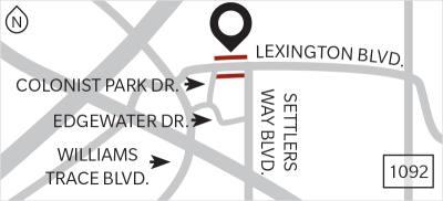 Lexington Boulevard improvements
