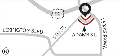 Adams Street rebuild project