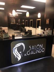Salon De Galindo opened in Magnolia in October 2017.