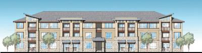 The Heights, which is expected to be located at the southwest quadrant of James M. Pitts Drive and Community Avenue, will have a maximum of 160 units.