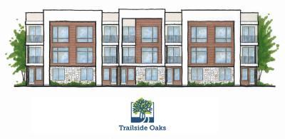A rendering of Trailside Oaks in Leander.